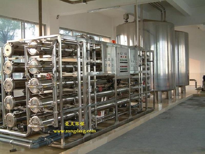 食品/饮料/酿酒纯水设备