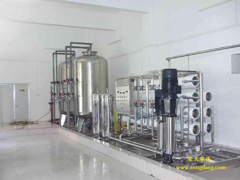 食品纯化水设备