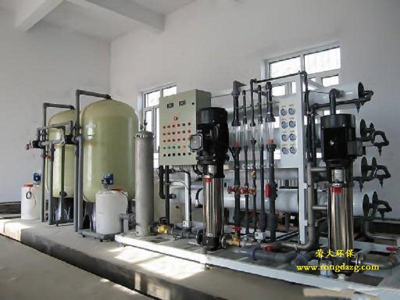 电镀/阳极氧化纯化水设备