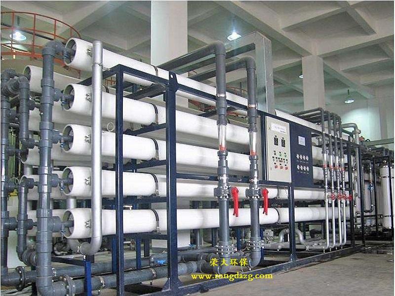 玻璃清洗纯化水设备