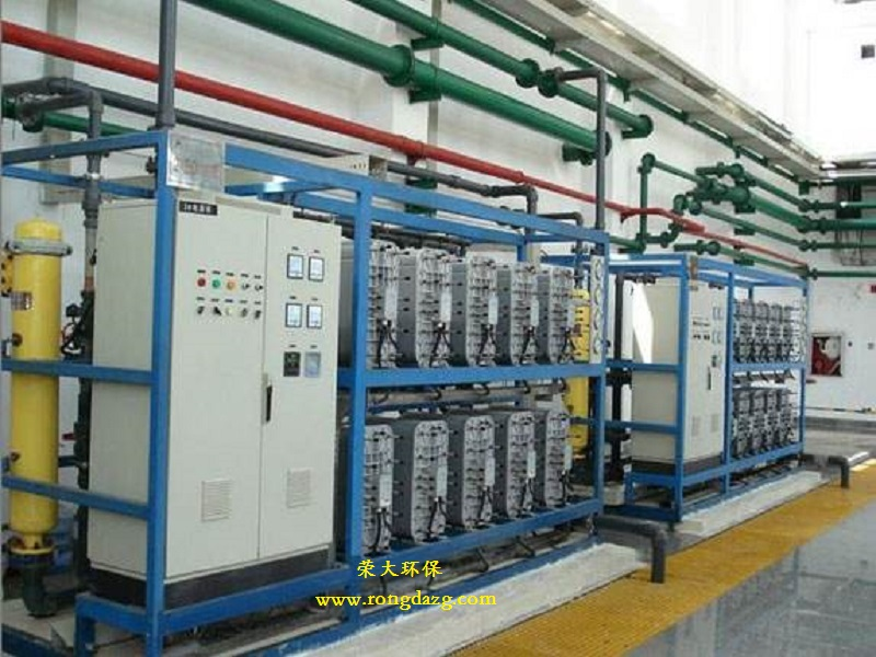 电子化工纯化水设备