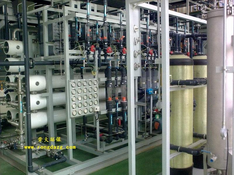 锂电池/石墨烯超纯水设备